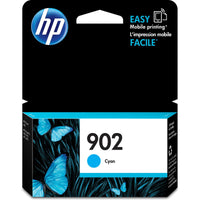 HP 902 Original Ink Cartridge - Single Pack - Inkjet - 315 Pages - Cyan