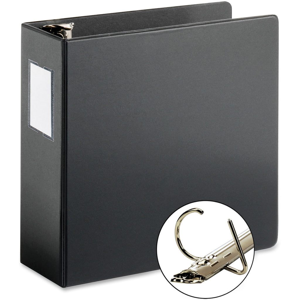 Cardinal ExpressLoad Locking D ring Binder 4""