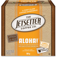 Jetsetter Jetsetter Aloha Medium Roast Coffee