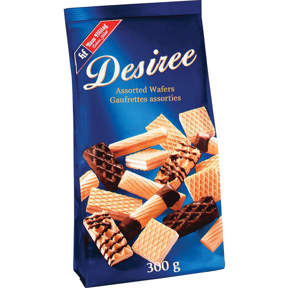 Hans Freitag Elco Desiree Assorted Wafers