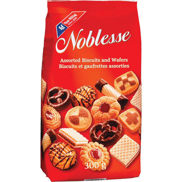 Hans Freitag Elco Noblesse Assorted Biscuits Wafers