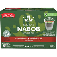NABOB Colombian Coffee Pods K Cup