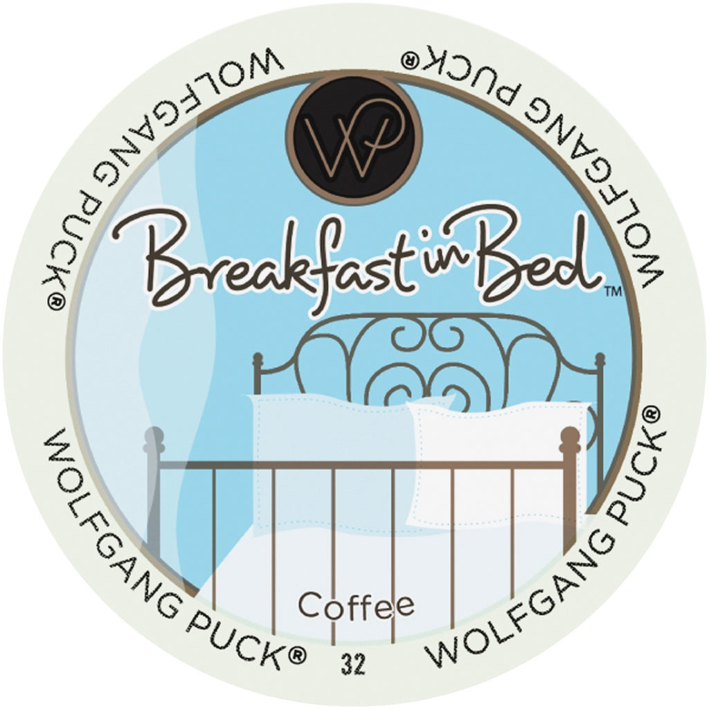 Wolfgang Puck Breakfast In Bed Coffee K Cup