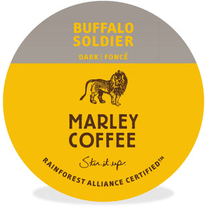 Mother Parkers Buffalo Soldier Dark Roast Coffee OneCup