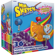Mr. Sketch Scented Washable Markers 36PK