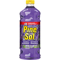Pine-Sol Lavender All-purpose Cleaner - Concentrate Liquid - 1.40 L - Lavender Scent - 1 Each - Purple