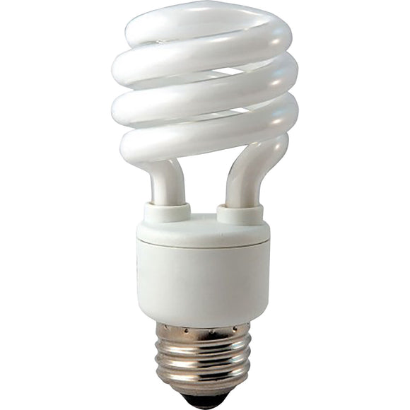 Evolution Lighting 13 Watt CFL Incandescent Light Bulb