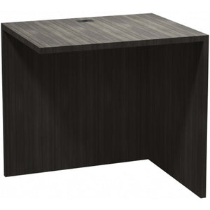 Heartwood Innovations Grey Dusk Laminate Desking