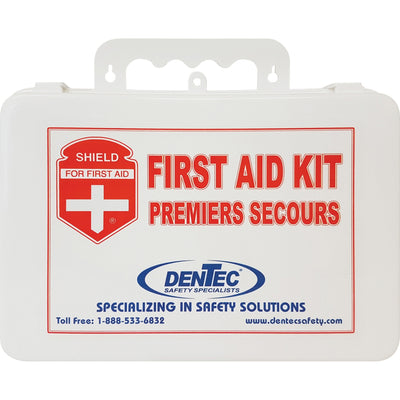 Impact Products Ontario Regulation 9.1 First Aid Kit - 1 Each