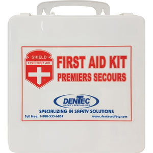 Impact Products Quebec CSST Regulation First Aid Kit - 1 Each