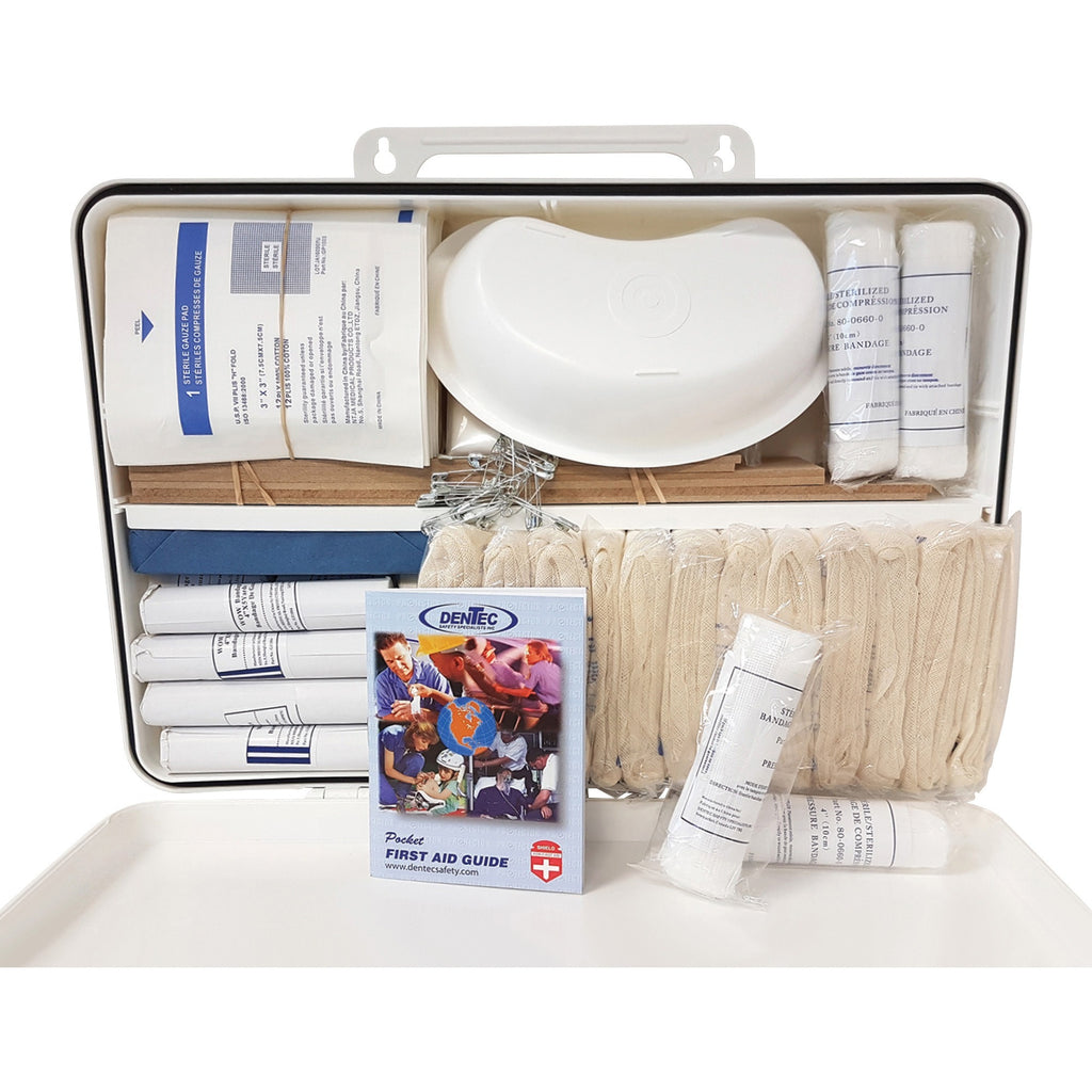 Impact Products Ontario Regulations 10.1 First Aid Kit - 1 Each