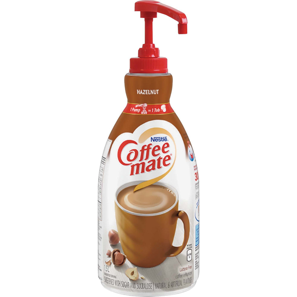 Coffee Mate Liquid Pump Flavoured Creamer