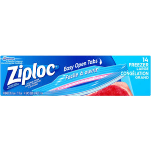 Ziploc  Brand Gallon Freezer Bags