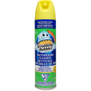 Scrubbing Bubbles  Disinfectant