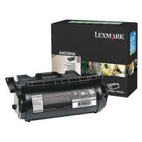 Lexmark Original Toner Cartridge - Laser - 21000 Pages - Black - 1 Each