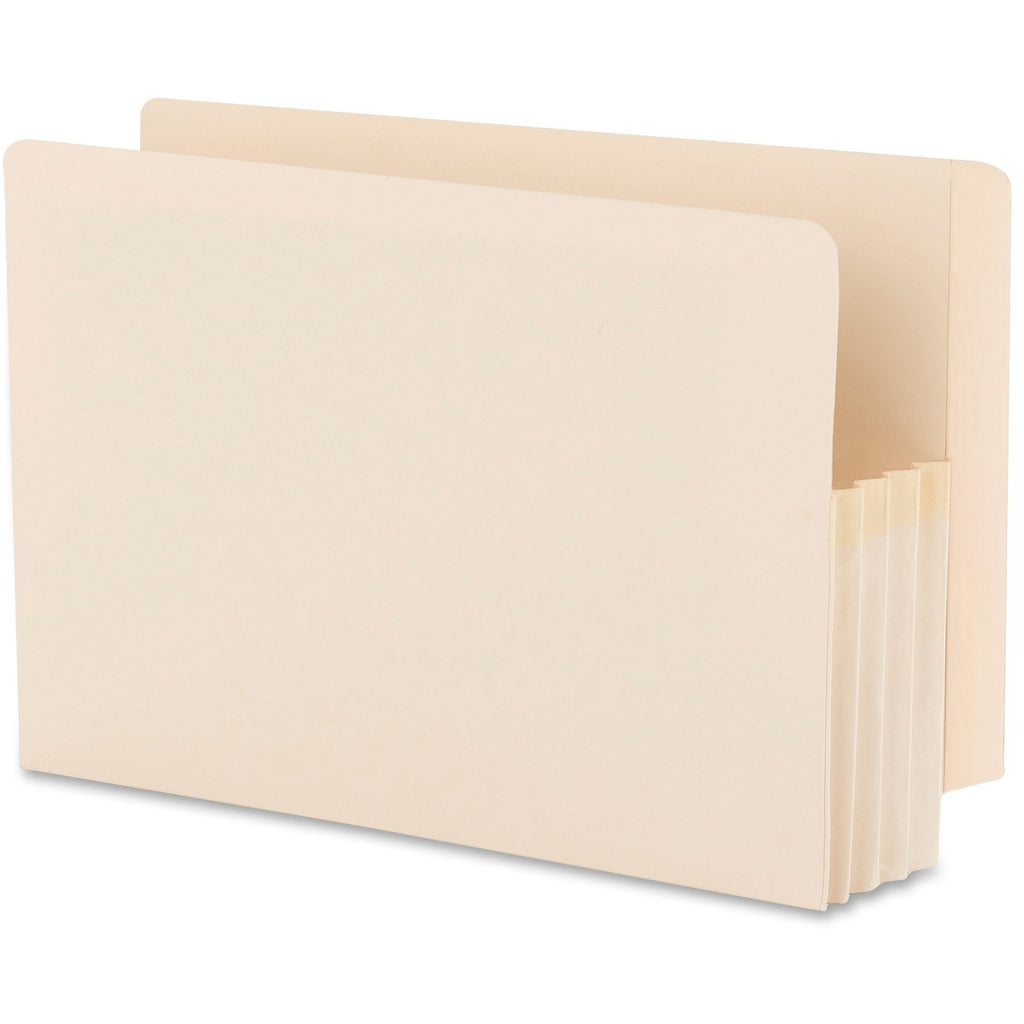 Smead Recycled End Tab File Pockets