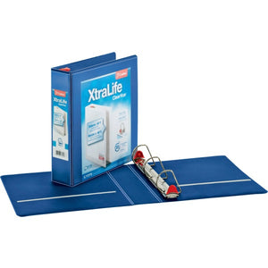Cardinal Xtralife ClearVue Locking Slant D Binders 2""
