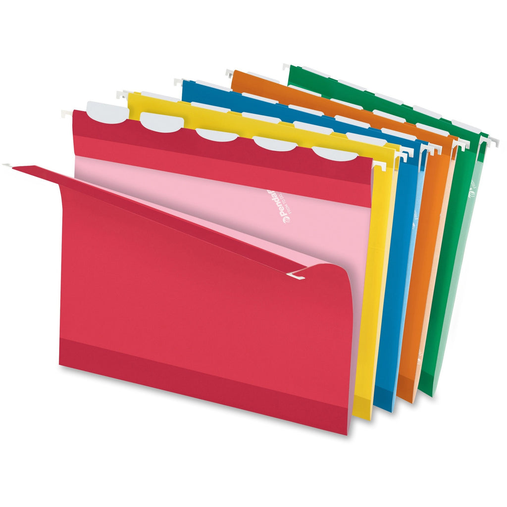 Pendaflex Ready Tab Color Hanging Folders
