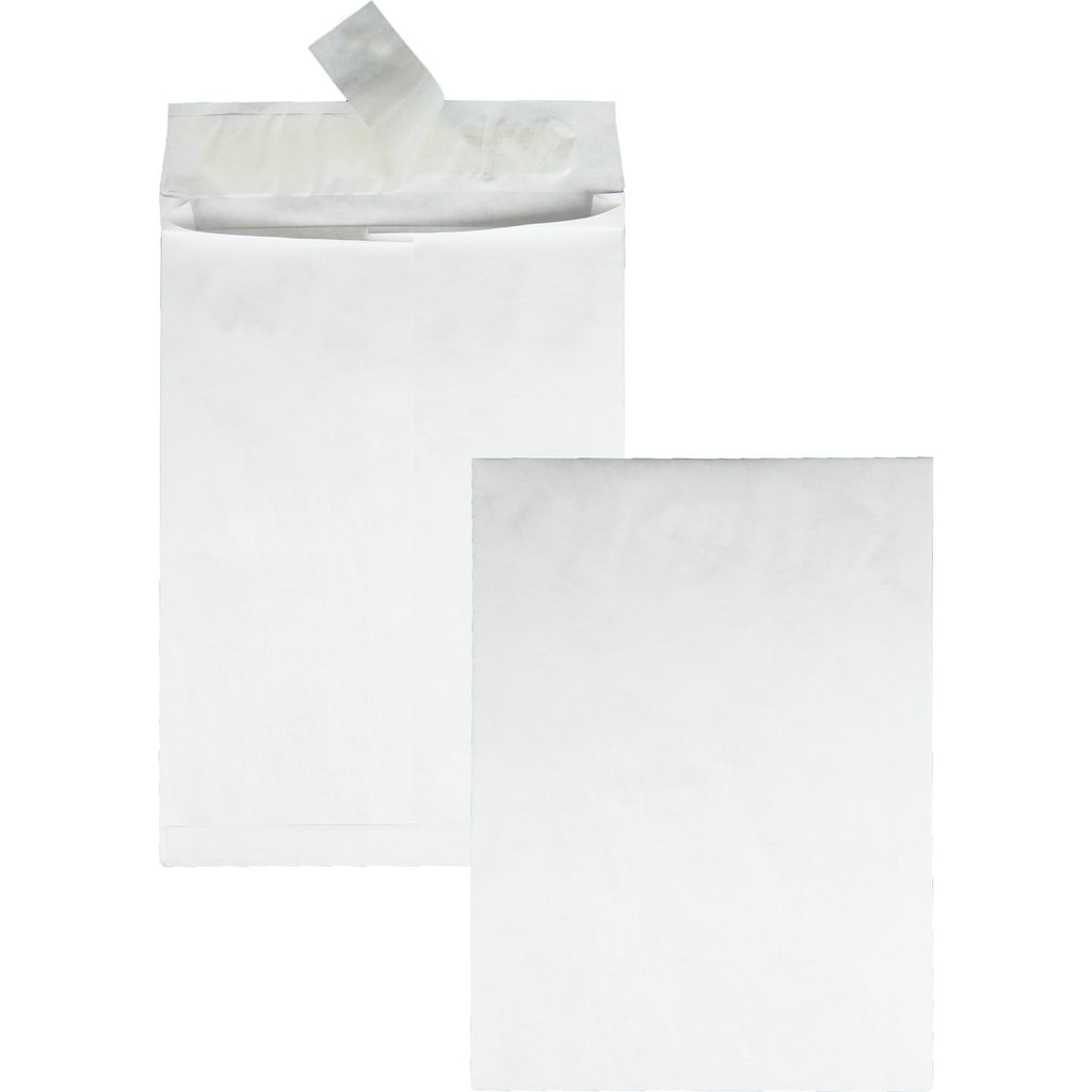 Quality Park Tyvek Plain Expansion Envelopes 10 x 13