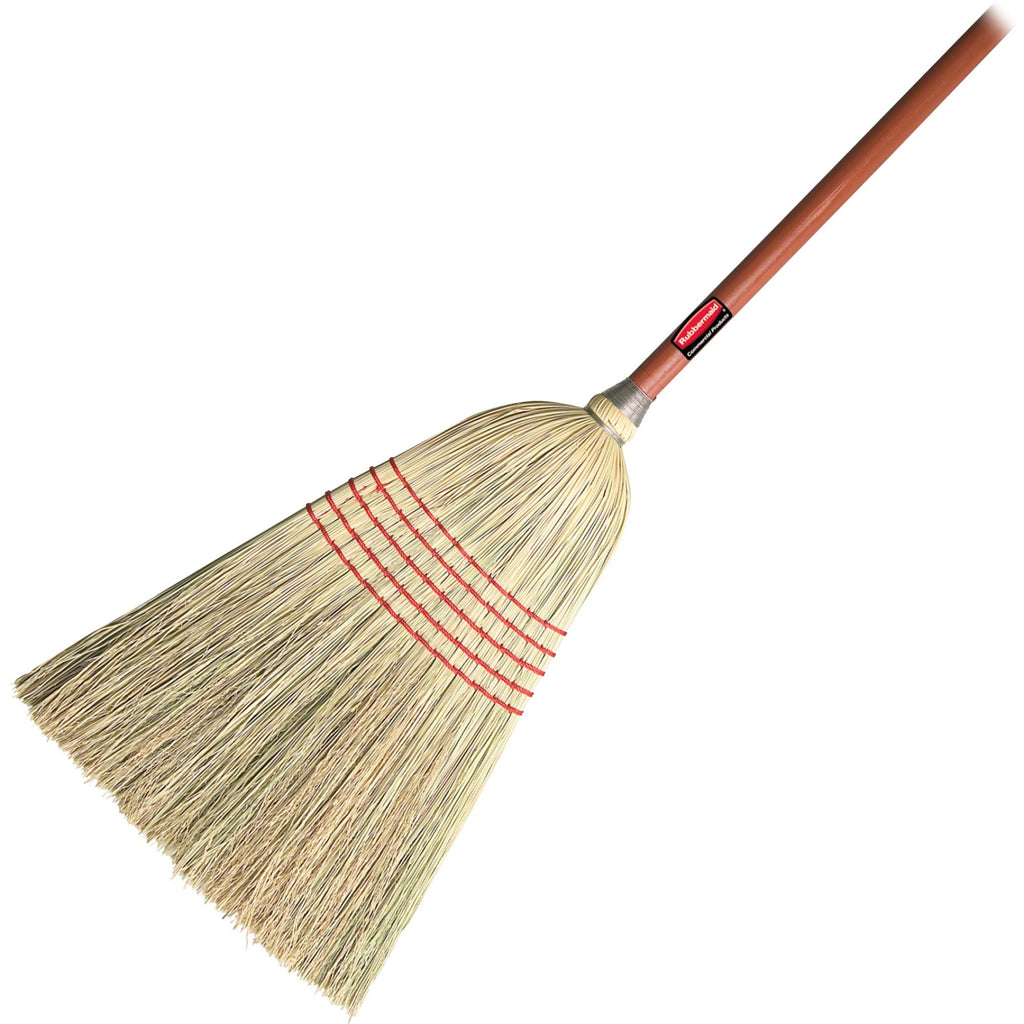 Rubbermaid 638100 Janitor Corn Broom