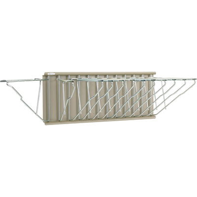 Safco Pivot Wall Rack