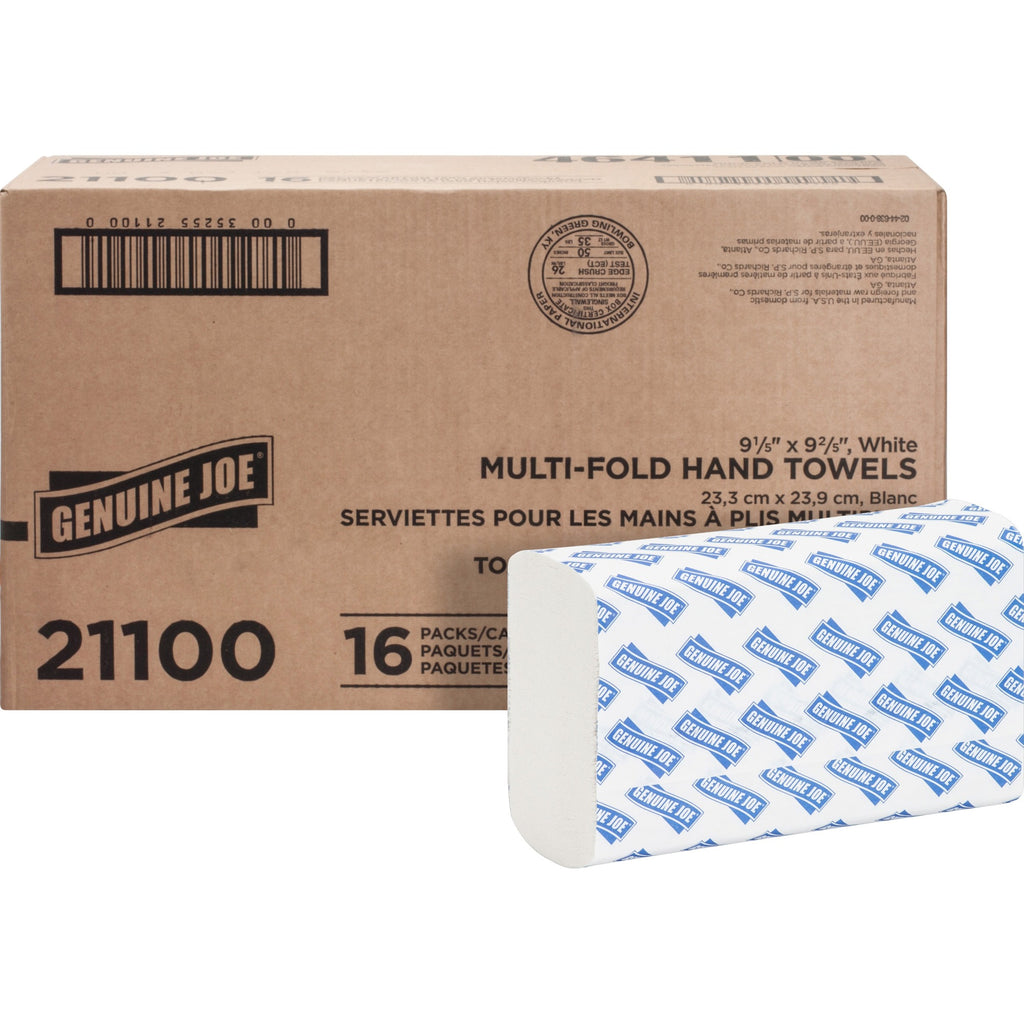 Genuine Joe Multifold Towels