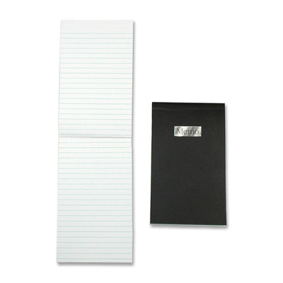 WNNW175BK - Winnable Open Side Memo Book