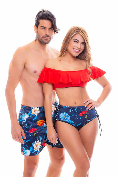 men woman swimwear