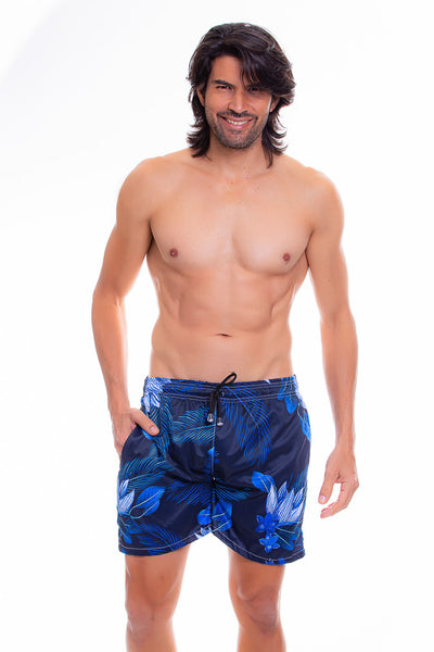 Men's Swim Trunks Quick Dry Shorts with Pockets