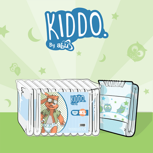 Kiddo Diaper by ABU