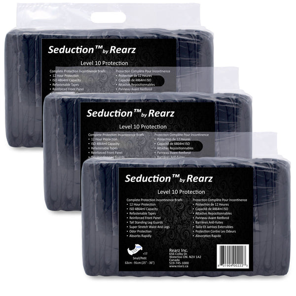 Rearz Seduction Black