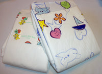 2 Diapers - ABU Super Dry Kids V2 & Cushie V2 with Adult Pacifier  ABDL