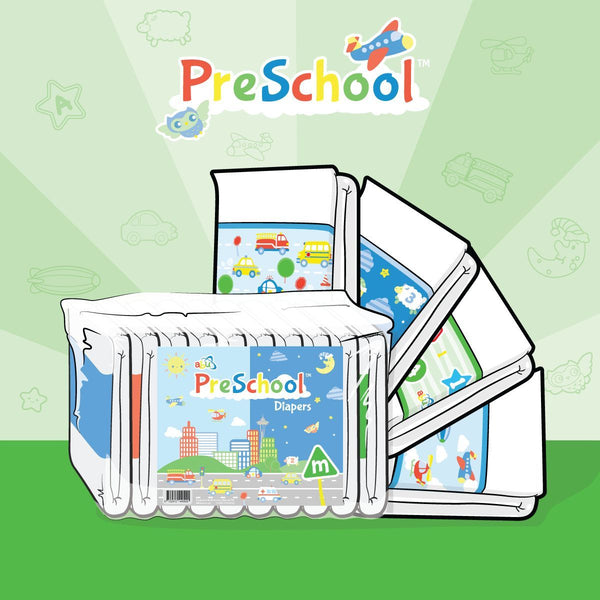 ABU PreSchool Cloth