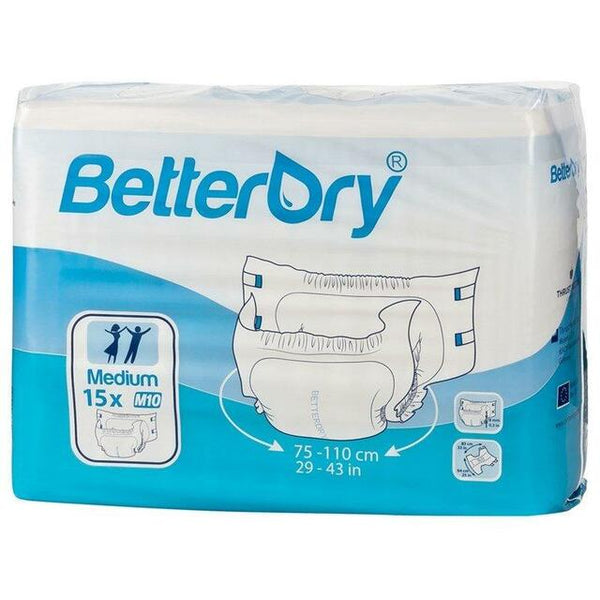 BetterDry Adult Brief