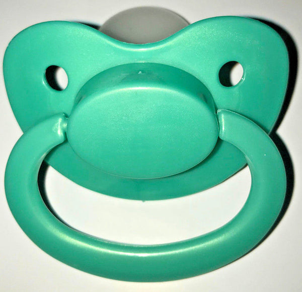 Green Adult Sized Pacifier Dummy for Adult Baby - ABDL