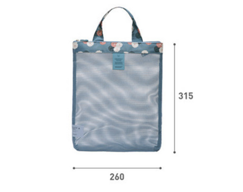 Footstep 32 Liters Travel Mesh Bag size