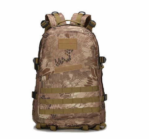 Holsport Camouflage Multifunction Waterproof Travel Backpack