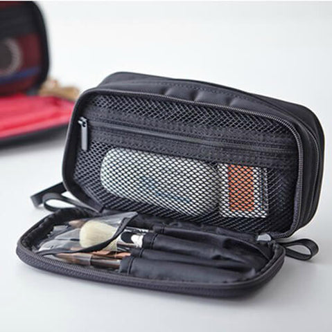 Elite Travel Compact Toiletry Bag For Organized Travel