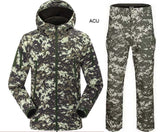 Elite Travel Military Style Outdoor Travel Suits