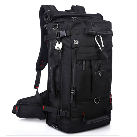 Holsport Large Multifunctional Waterproof Travel Backpack