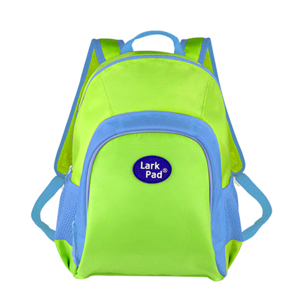 Larkpad Green Softback Travel Bags For Kids