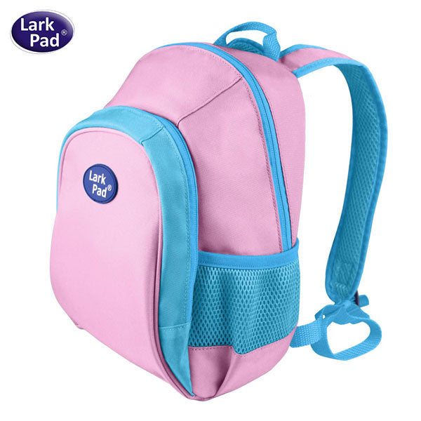Larkpad Pink Softback Travel Bags For Kids