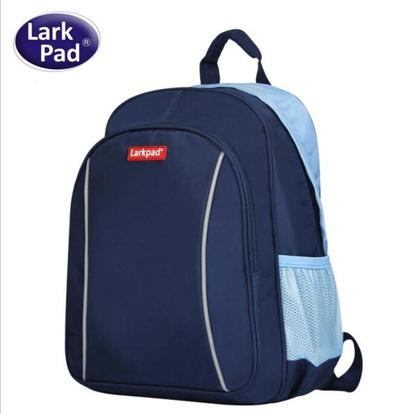 Larkpad Super Lightweight Blue Travel Backpacks For Children