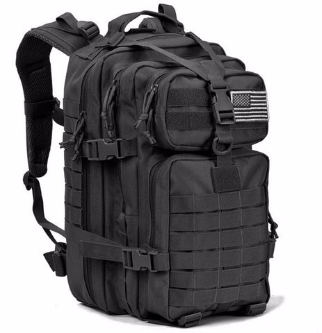Holsport Military Waterproof Shoulder Travel Backpack