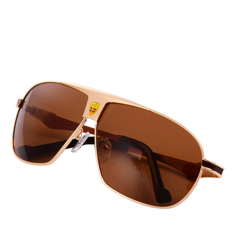 NAT New Polarized Men Sunglass For Travel Protection