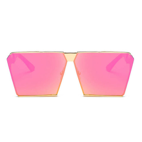 NAT New Vintage UV400 Sunglasses For Shade