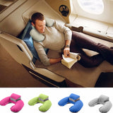 Elite Travel U Shape Portable Inflatable Travel Neck Pillow