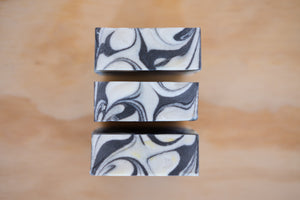 Charcoal & Kaolin Soap