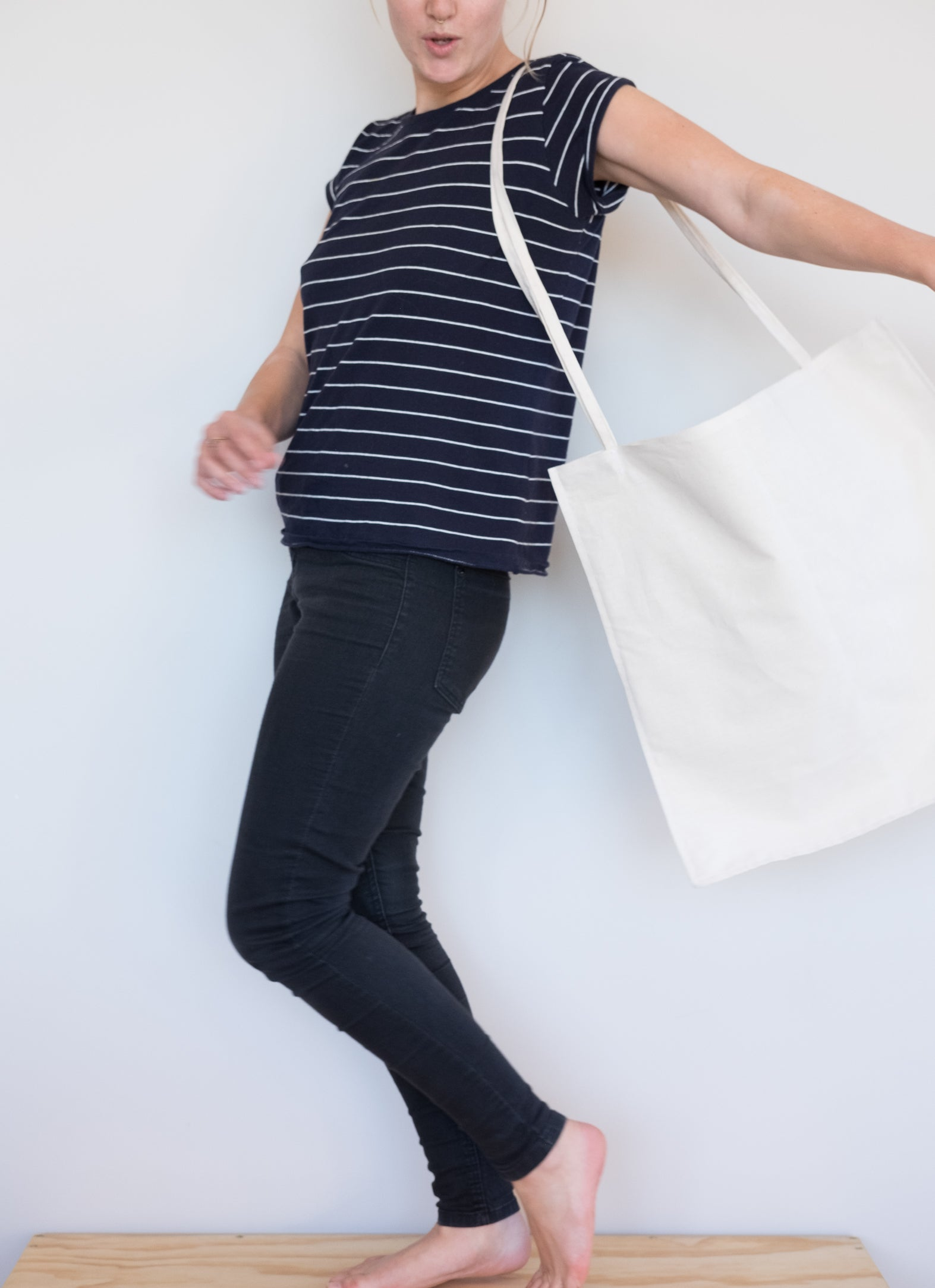 Oversize Tote