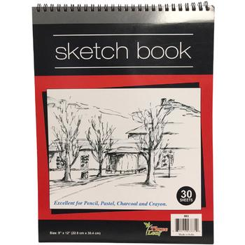 Artists Sketch Book